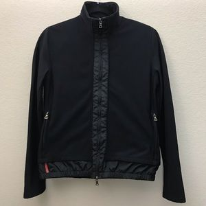 Prada Technical Nylon Fabric Jacket